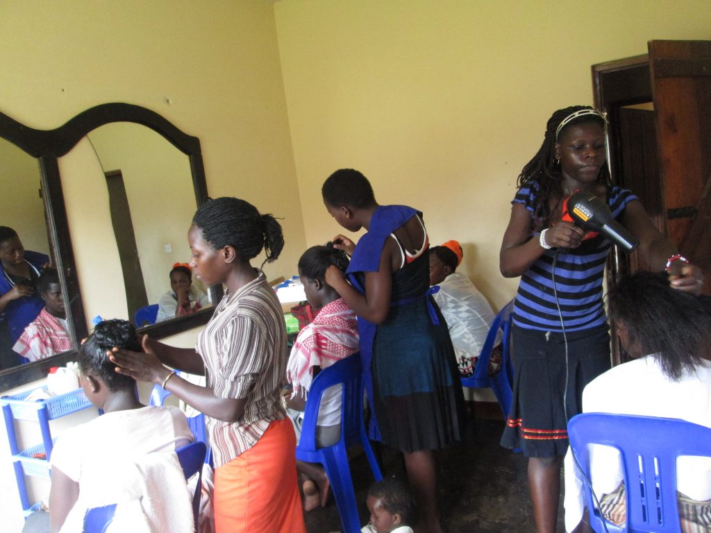 VOCATIONAL SKILLS TRAINING